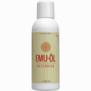 Abbildung von Emu- Öl Naturrein Spender  125 ml
