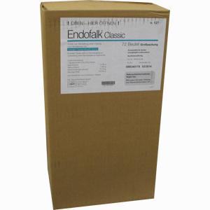 Abbildung von Endofalk Classic Beutel Pulver 72 Stück
