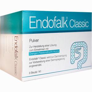 Abbildung von Endofalk Classic Pulver  8 Stück