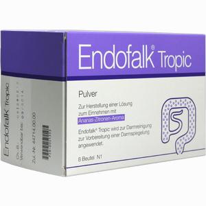 Abbildung von Endofalk Tropic Pulver  8 Stück