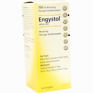 Abbildung von Engystol Ad Us.vet. Tropfen 100 ml