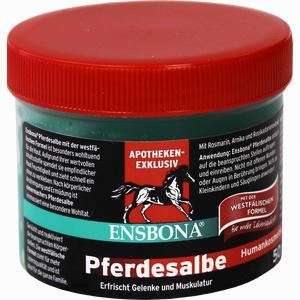 Abbildung von Ensbona Pferdesalbe 50 ml