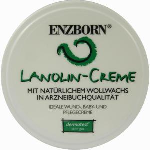 Abbildung von Enzborn Lanolin- Creme  150 ml