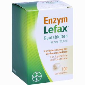Abbildung von Enzym Lefax Kautabletten 100 Stück