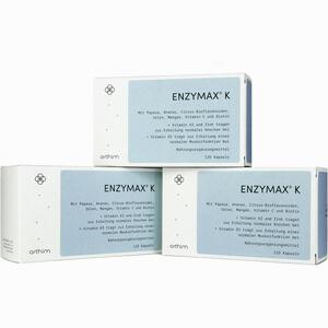 Abbildung von Enzymax K Kapseln 360 Stück