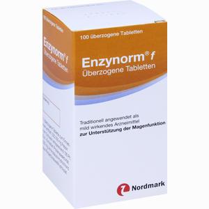 Abbildung von Enzynorm F Tabletten 100 Stück