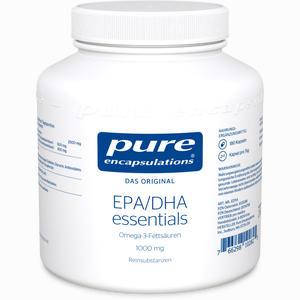Abbildung von Epa/dha Essentials Kapseln 180 Stück
