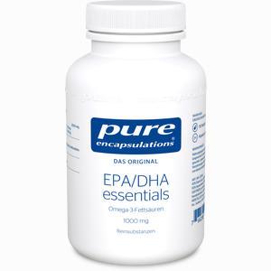 Abbildung von Epa/dha Essentials Kapseln 90 Stück