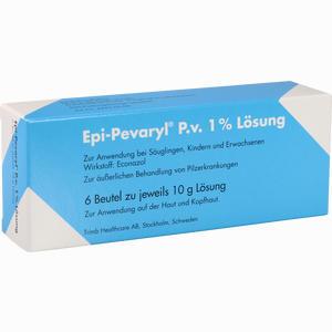 Abbildung von Epi Pevaryl P.v. 1% Lösung  6 x 10 g