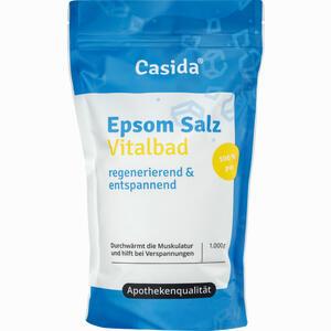 Abbildung von Epsom Salz Vitalbad  1 KG
