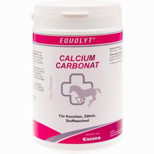 Abbildung von Equolyt Calciumcarbonat Pulver 1 KG