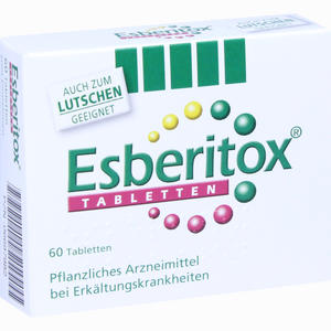 Abbildung von Esberitox Tabletten 60 Stück