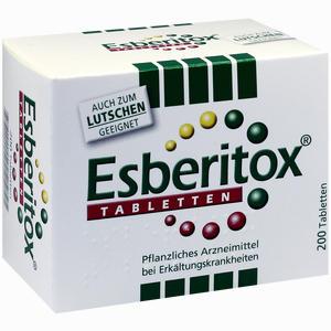 Abbildung von Esberitox Tabletten 200 Stück