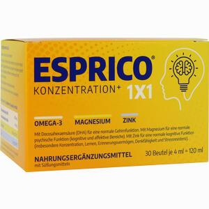 Abbildung von Esprico 1x1 Suspension  30 x 4 ml