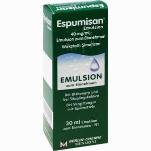 Abbildung von Espumisan Emulsion  30 ml
