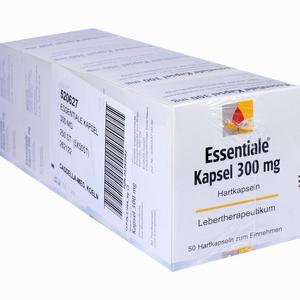 Abbildung von Essentiale 300 Mg Kapseln 250 Stück