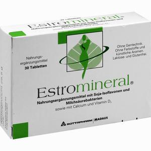 Abbildung von Estromineral Tabletten 30 Stück
