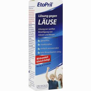 Abbildung von Etopril Lösung 100 ml