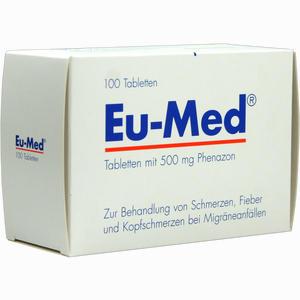 Abbildung von Eu Med Tabletten 100 Stück