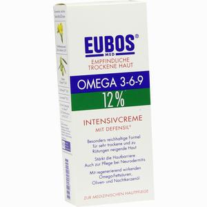 Abbildung von Eubos Empfindliche Haut Omega 3- 6- 9 Intensivcreme  50 ml