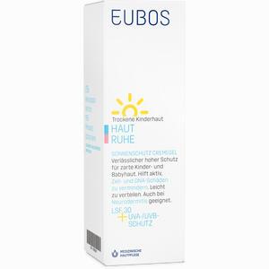 Abbildung von Eubos Haut Ruhe Sonnenschutz Creme Gel Lsf30 + Uva Gel 50 ml