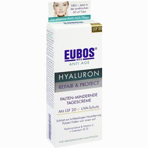 Abbildung von Eubos Hyaluron Repair & Protect Lsf 20 Creme 50 ml