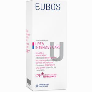 Abbildung von Eubos Trockene Haut Urea 5% Handcreme  75 ml