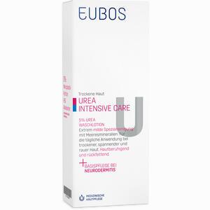 Abbildung von Eubos Trockene Haut Urea 5% Waschlotion  200 ml