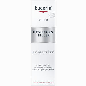 Abbildung von Eucerin Anti- Age Hyaluron- Filler Augenpflege Creme 15 ml