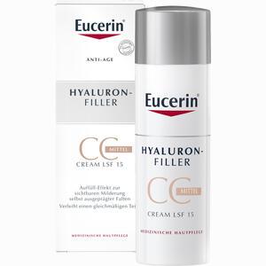Abbildung von Eucerin Anti- Age Hyaluron- Filler Cc Cream Mittel Creme 50 ml