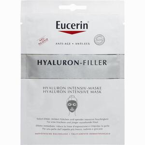 Abbildung von Eucerin Anti- Age Hyaluron- Filler Intensiv- Maske Gesichtsmaske 1 Stück