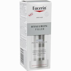 Abbildung von Eucerin Anti- Age Hyaluron- Filler Nacht- Peeling & Serum Konzentrat 30 ml