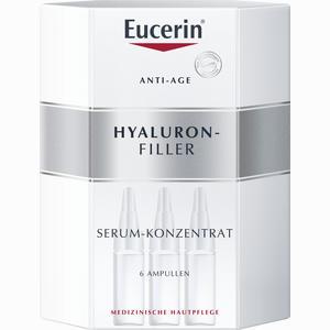 Abbildung von Eucerin Anti- Age Hyaluron- Filler Serum- Konzentrat  6 x 5 ml