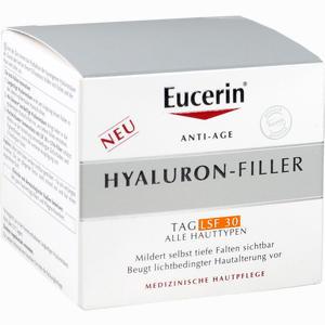 Abbildung von Eucerin Anti- Age Hyaluron- Filler Tagespflege Lsf 30 Creme 50 ml