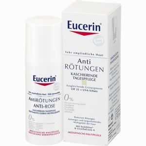 Abbildung von Eucerin Antirötungen Kaschierende Tagespflege Creme 50 ml