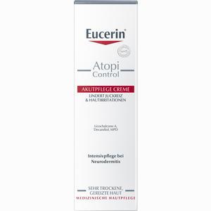 Abbildung von Eucerin Atopicontrol Akut Creme  40 ml