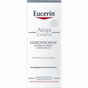 Abbildung von Eucerin Atopicontrol Gesichtscreme  50 ml