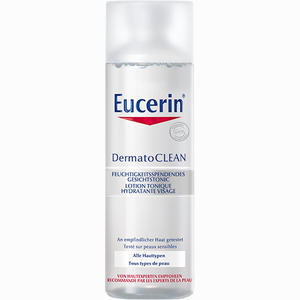 Abbildung von Eucerin Dermatoclean Klärendes Gesichtswasser Tonikum 200 ml