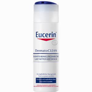 Abbildung von Eucerin Dermatoclean Sanfte Reinigungsmilch  200 ml