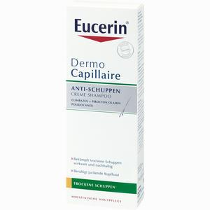 Abbildung von Eucerin Dermocapillaire Anti- Schuppen Creme Shampoo  250 ml