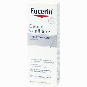 Abbildung von Eucerin Dermocapillaire Hypertolerant Shampoo  250 ml