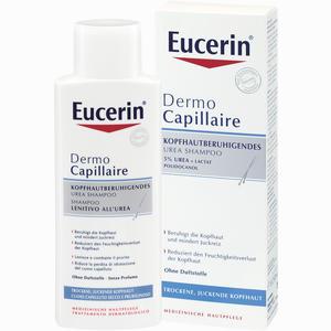 Abbildung von Eucerin Dermocapillaire Kopfhautberuhigendes Urea Shampoo  250 ml
