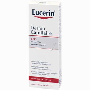 Abbildung von Eucerin Dermocapillaire Ph5 Shampoo  250 ml
