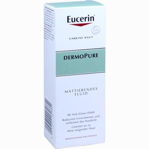 Abbildung von Eucerin Dermopure Mattierendes Fluid Körperpflege 50 ml