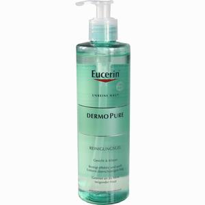 Abbildung von Eucerin Dermopure Reinigungsgel Gel 400 ml