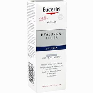 Abbildung von Eucerin Hyaluron- Filler 5% Urea Nachtcreme  50 ml