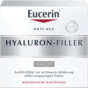 Abbildung von Eucerin Hyaluron- Filler Nachtpflege Creme 50 ml