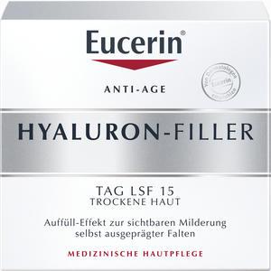 Abbildung von Eucerin Hyaluron- Filler Tagespflege für Trockene Haut Creme 50 ml