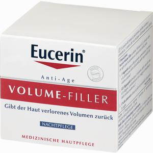 Abbildung von Eucerin Hyaluron- Filler + Volume- Lift Nachtpflege Creme 50 ml