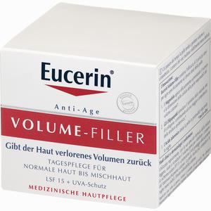 Abbildung von Eucerin Hyaluron- Filler + Volume- Lift Tagespflege für Normale Haut Bis Mischhaut Creme 50 ml